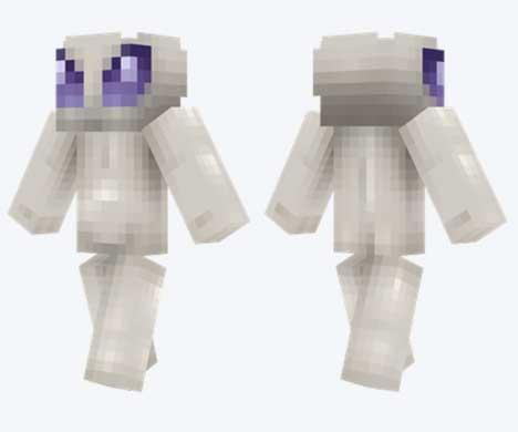Skin de Alien