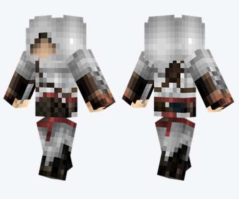 Skin de Altair