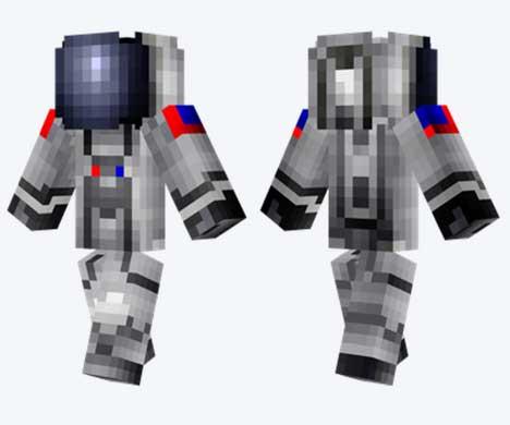 Skin de Astronauta