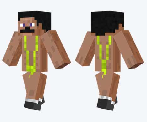 Skin de Borat