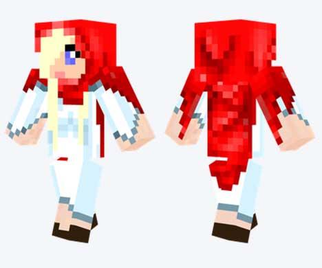 Skin de Caperucita Roja