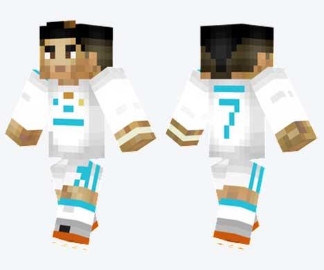Skin de Cristiano Ronaldo