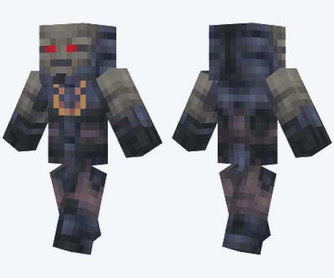Skin de Darkseid