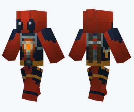 Skin de Deadpool