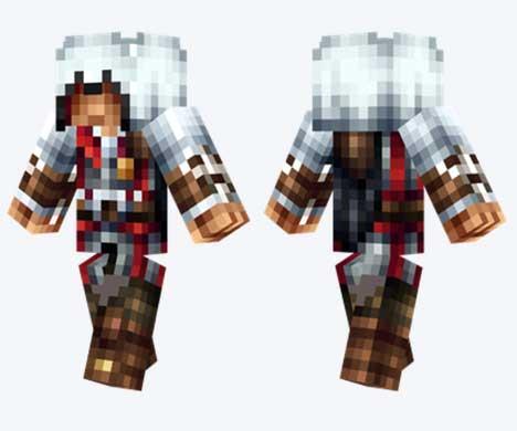 Skin de Ezio