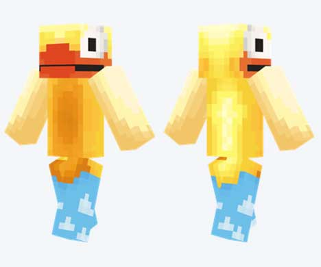 Skin de Flappy Bird