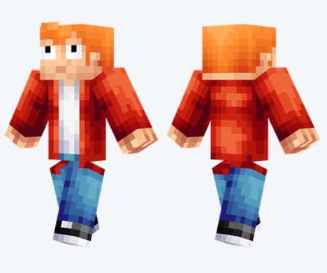 Skin de Fry