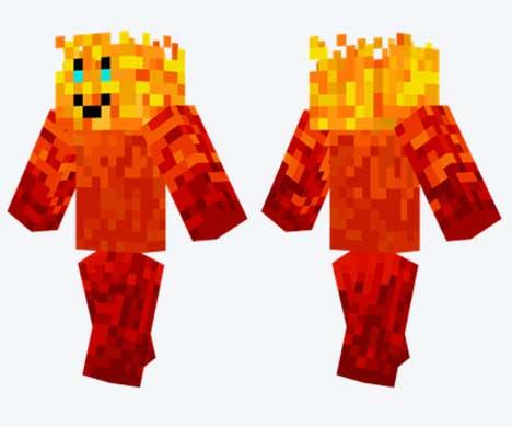 Skin de Fuego