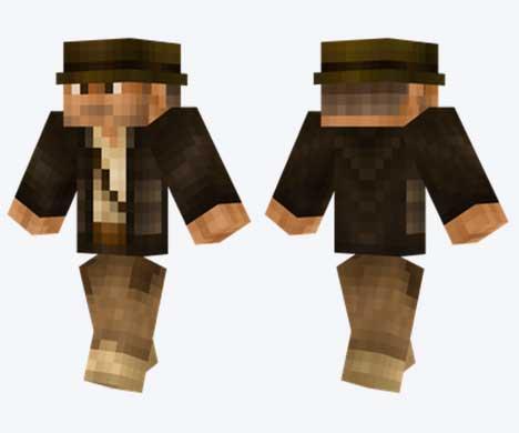 Skin de Indiana Jones