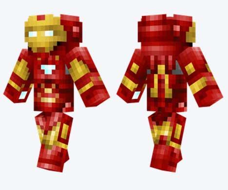 Skin de Iron Man