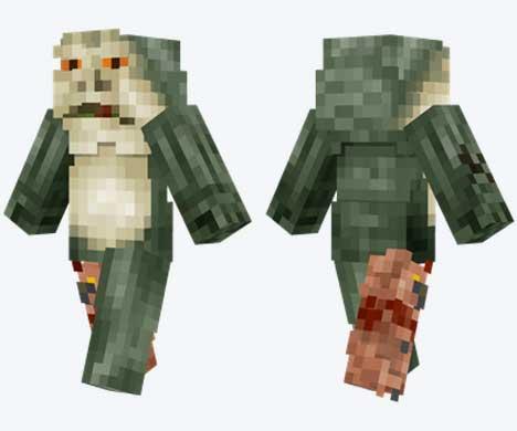Skin de Jabba el Hutt