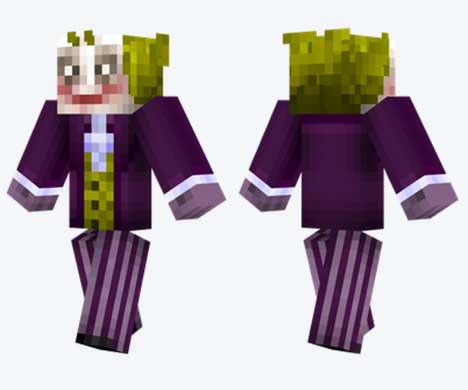 Skin de Joker