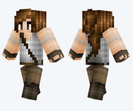 Skin de Lara Croft