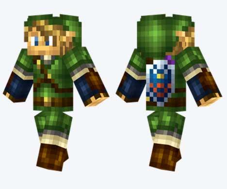 Skin de Link