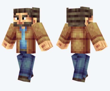 Skin de Logan
