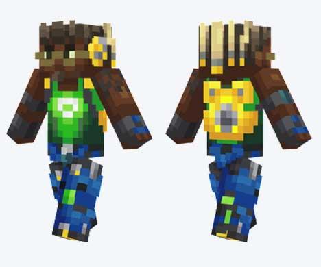 Skin de Lucio