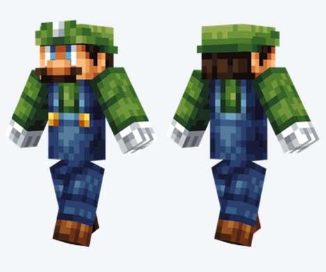 Skin de Luigi