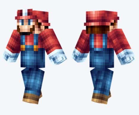 Skin de Mario