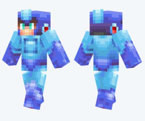 Skin de Megaman