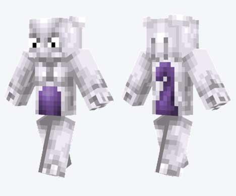 Skin de Mewtwo
