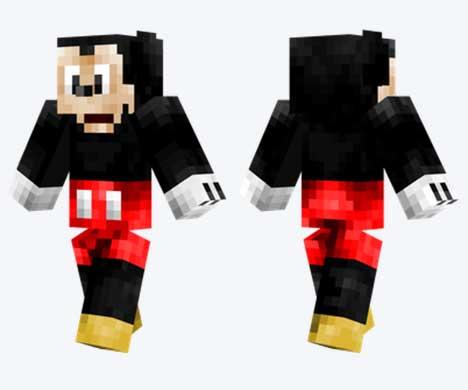Skin de Mickey Mouse