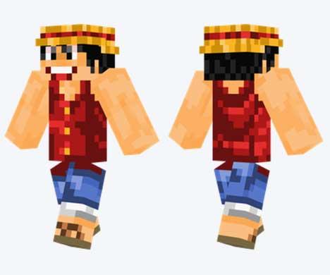 Skin de Monkey D. Luffy
