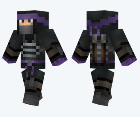 Skin de Ninja