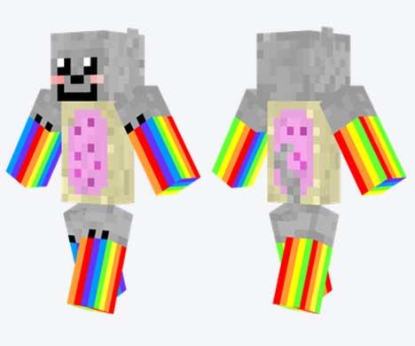 Skin de Nyan Cat