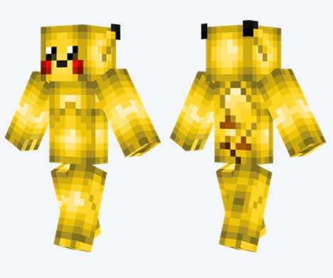 Skin de Pikachu