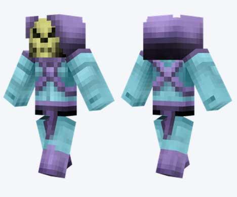 Skin de Skeletor