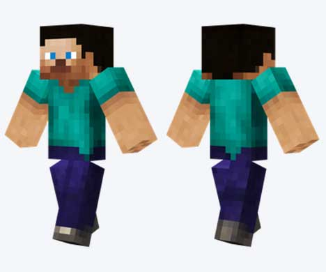Skin de Steve en alta definición