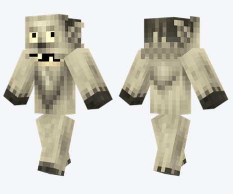 Skin de Yeti