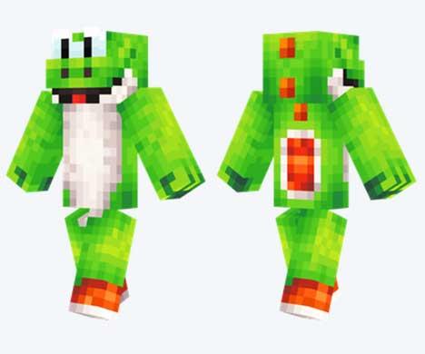 Skin de Yoshi