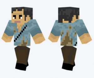 Skin de Bear Grylls