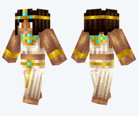 Skin de Cleopatra