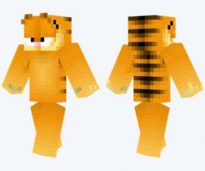 Skin de Garfield