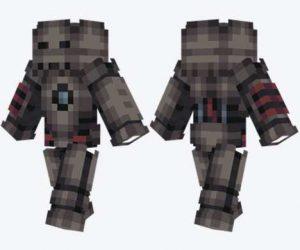 Skin de Iron Man MK1