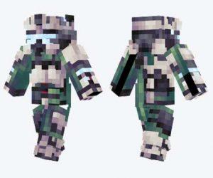 Skin de piloto de Titanfall