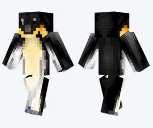 Skin de pingüino