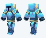 Skin de Shovel Knight