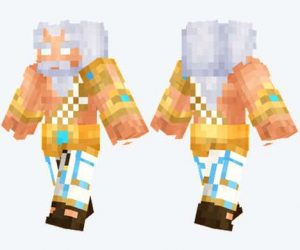 Skin de Zeus