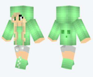 Skin de chica Slime