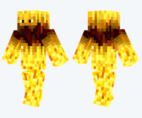 Skin de Blaze