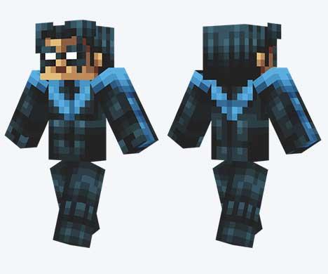 Skin de Nightwing