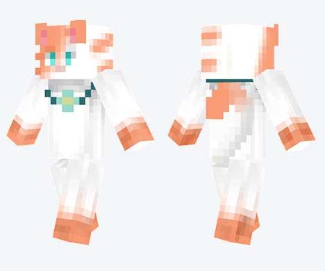 Skin de Peach Cat