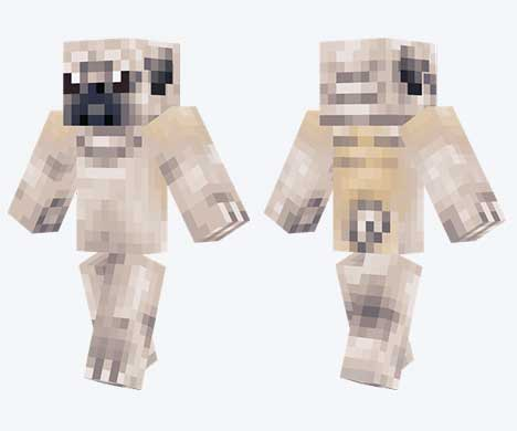 Skin de Pug