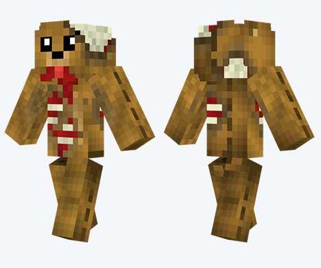 Skin de Ted