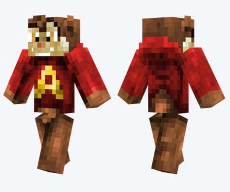 Skin de Alvin