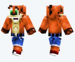 Skin de Crash Bandicoot