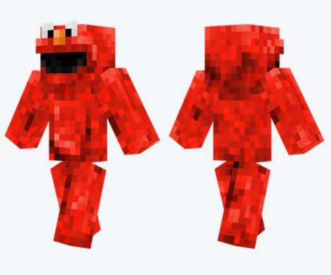 Skin de Elmo